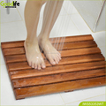 TEAK WOOD BATH MAT FOR BATHROOM