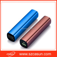 Hot sell 2600mAh portable charger power bank /Portable mobile charger / portable battery charger