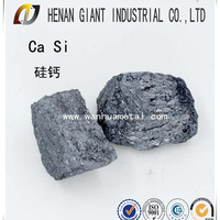 Minerals Metallurgy Calcium Silicon Alloy Products