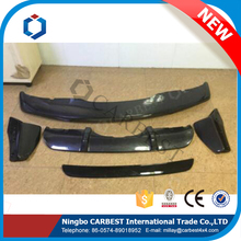 High Quality New Carbon Fiber Front and Rear Bumper Lip for BM/W X5 2014