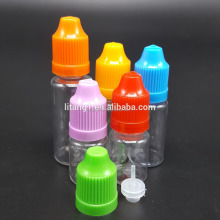 2015 your choice factory price&best quality 15ml pet plastic dropper bottle essentail oil bottle dropper