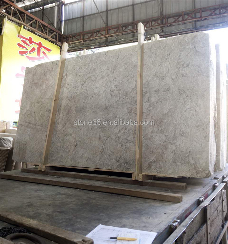 Club floor and wall decoration turkey white rose marble