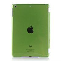 Wholesale Price For Ipad Mini 2 Transparent PC Hard Back Cover Case