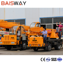China Baisway mounted crane 8ton with truck