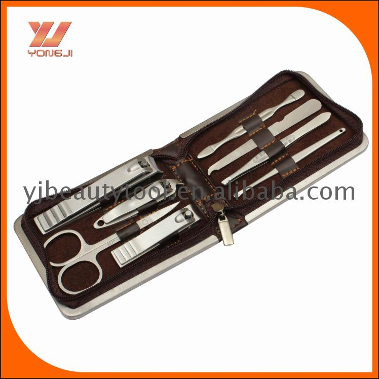 Female manicure set