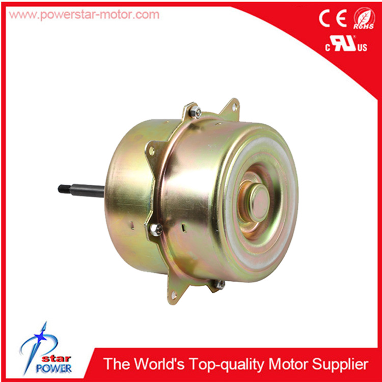 Steel cover 96 100% copper wire ac electric air conditioner fan motor