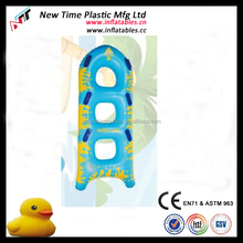 triangle pvc inflatable slide tube for sale