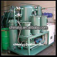 Emulsification breaking vacuum waste lube oil purification equipment