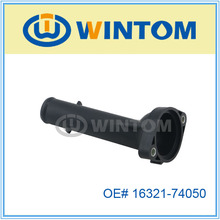 Wintom Spanish Service Provide OEM NO. 16321-74050 Coolant Elbow Pipe