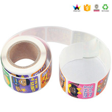 Special New Products Vinyl Paper Mirror Epoxy Sticker