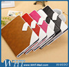 2015 New Products Dual Color Stand Flip Wallet Leather Case for iPad Air 5