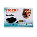 Tiger Star I400 Pro DVB-S2 Full HD receiver Box with one year iks and support usb wifi ,3G