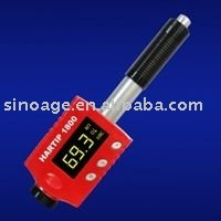 Portable pen type Hardness Tester HARTIP1800 with Bluetooth Micro-printer