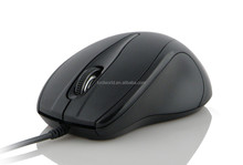 high-touch mini retractable wired mouse from manufacturer