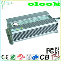 Constant voltage 12V 250W waterproof led power supply,IP67 led driver