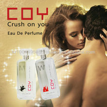 COY Crush on you Pheromone Perfume 100ml containing real Musk for Man & Woman