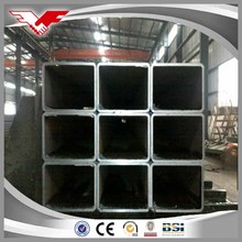 high quality 50x50mm square hollow iron bar section weight