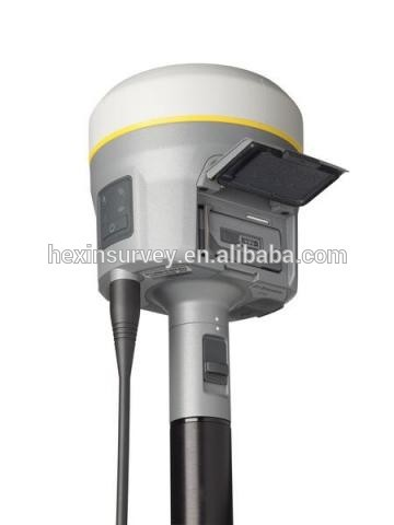 Trimble R10 GNSS Receiver with Advanced Satellite Tracking