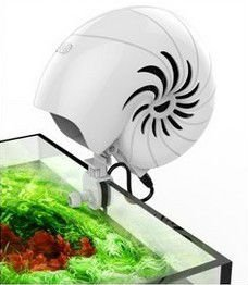 fashional aquarium cooling fan for 50-75cm fish tank