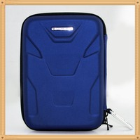 "NEPPT 2.5 Inch Hard Drive Disk Case HDD Protector Bag Zipper Cover, 2.5"" EVA HDD Protective Carrying Case Hard Shell"
