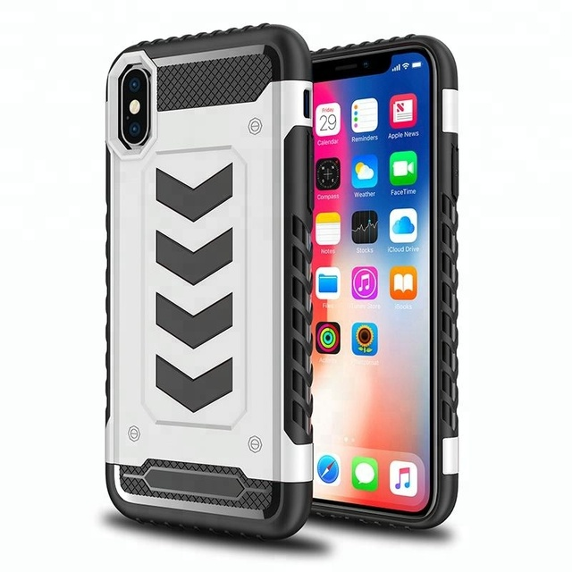 personalised and special design strong hybrid rugged phone case for iphone 6 7 8 x