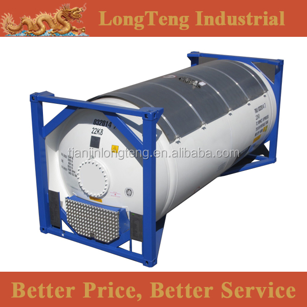 20ft LPG ISO Tank Container T50