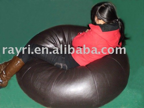 bean bag - big donut - beanbag - bean bag cover - bean bag filling- outdoor beanbag