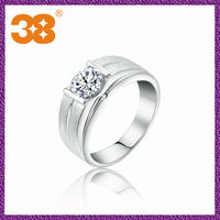 Hot Sale 18K Newest Design fashion cute rings latest ring designs