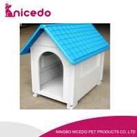 plastic dog house picture