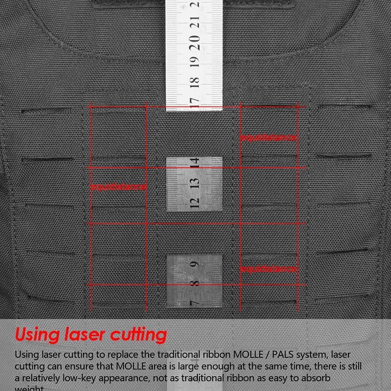 2017 Fashion style Molle gear waterproof hiking travelling canvas sports tactical military backpack bag	CL5-0069