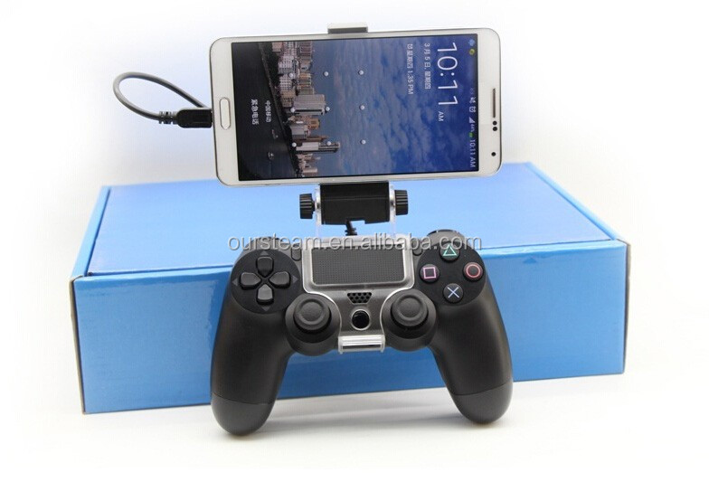 Mobile Phone Smart Clip Clamp Holder for SONY PS4 Dualshock Controller