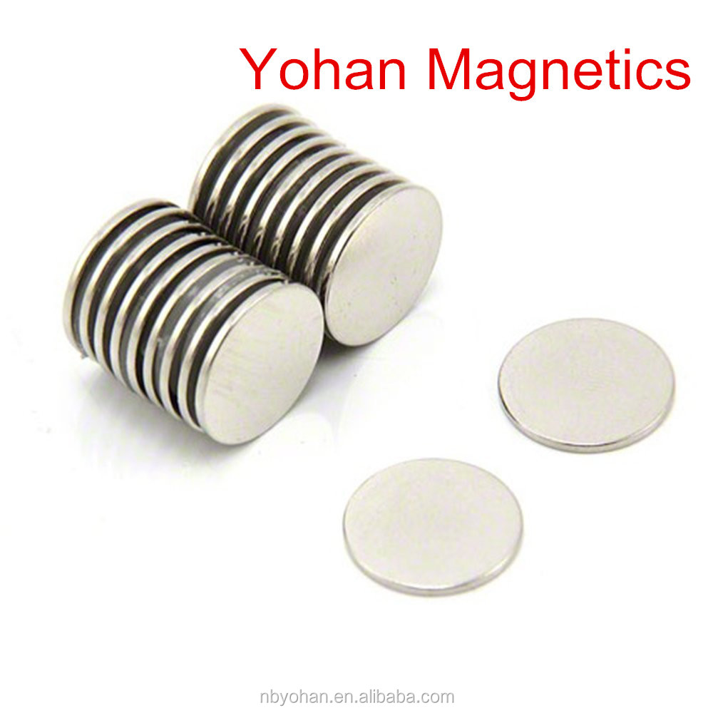 32x2 mm Amazon Magnet Package of 10 NdFeB Permanent Magnets per small box with lable