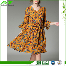 colorful casual dress for women frock design one piece girls party dress dress prom long