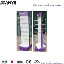 hook floor display stand