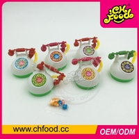 Mobile telephone toy candy