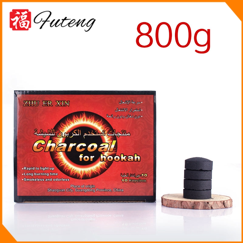 Excellent Grade Hookah shisha Charcoal/Factory Supply Best Price of charcoal for shisha