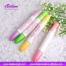 3 Replacement Changeable Tips Nail Art Polish Remover Corrector Pen