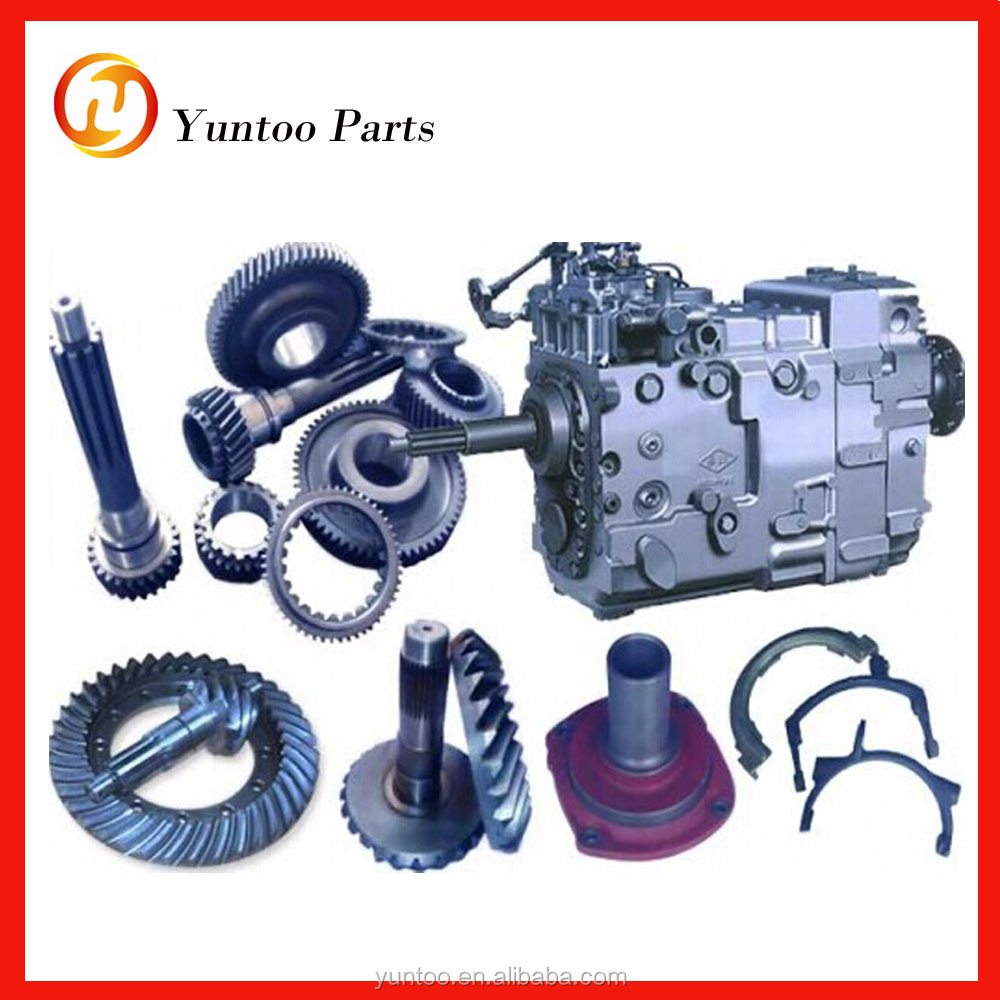zf manual gearbox for Yutong ,King long, Higer bus