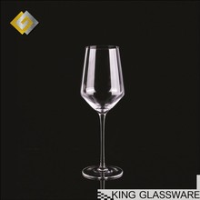 300ml 10oz large lead free crystal dinnerware home goods wine glasses dinning table set glass glass cups for wine