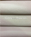 brush backing embossed pvc leather for bags