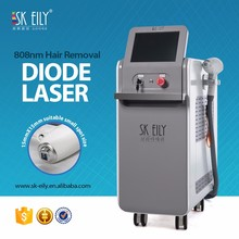 Professional 808nm permanent diode laser full body hair removal