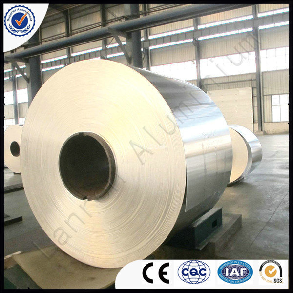 Manufacturer kraftpaper covered aluminium coil for heat exchanger