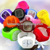 TM-2806 new promotion silicone jelly watch cheap with good quality ss.com watches