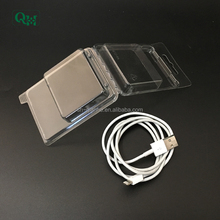 wholesale small clamshell blister pack for usb cable