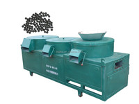 Chicken manure organic fertilizer pellet machine