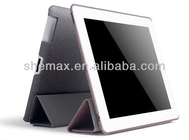 Flip Smart Cover Skin Case Stand leather for iPad 2 3 4 Mini