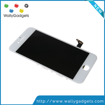 factory price 4.7 Inches 100% working lcd digitizer assembly for iphone 7 lcd cost