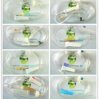 China Supplier Infusion Set Iv Set
