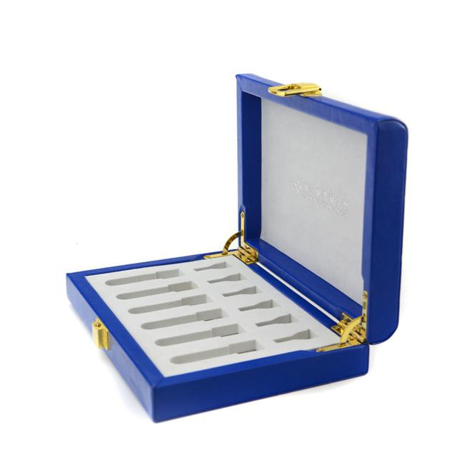 Rigid home frame paper box divided cardboard paper box custom logo picture frame gift box