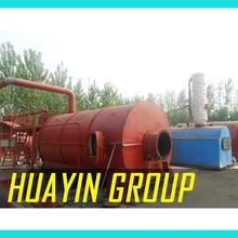 HUAYIN BRAND water cooling scrap rubber tires recycling machine